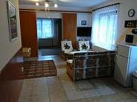 Apartmán 1 obývací místnost