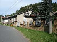 Apartmány pod Suchým Vrchem - Venkovní pohled - léto - ubytování Orličky - Čenkovice