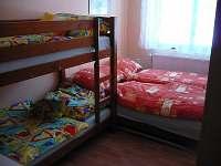 Ložnice 1, apartmán 2 - pronájem Orličky - Čenkovice