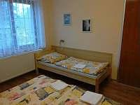Ložnice - APT 3 - apartmán k pronájmu Orličky - Čenkovice