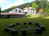 ubytování Kunčina Ves v penzionu na horách