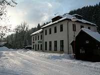 ubytování  v penzionu na horách - Souvlastní