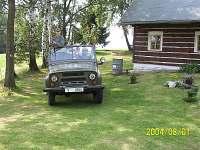 Atrakce - UAZ 469