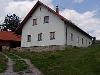 Chalupa k pronájmu - okolí Kunačic