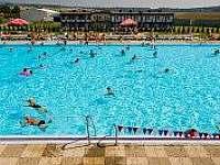 venkovní i krytý bazén v Dobrušce - Olešnice v Orlických horách