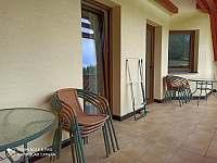 U Krejčích balkón - Deštné v Orlických horách
