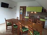 U Krejčích kuchyně - rekreační dům k pronajmutí Deštné v Orlických horách