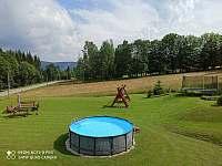U Krejčích zahrada 2 - rekreační dům ubytování Deštné v Orlických horách