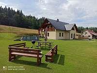 U Krejčích zahrada - rekreační dům k pronajmutí Deštné v Orlických horách
