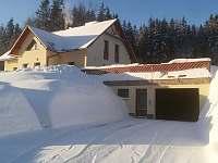 U Krejčích zima - rekreační dům ubytování Deštné v Orlických horách