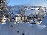 Pohádková zima - chata k pronajmutí Čenkovice
