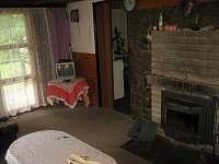 Chata u přehrady - chata k pronájmu - 6 Pastviny