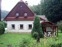 Chalupa k pronájmu - dovolená Ústeckoorlicko rekreace Petrovice