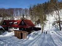 Dědova chata, lyžařský vlek