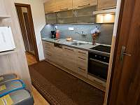 Kuchyň - pronájem rekreačního domu Dolní Lipka