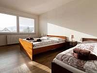 Ložnice - rekreační dům k pronajmutí Dolní Lipka