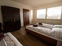 Ložnice - rekreační dům ubytování Dolní Lipka