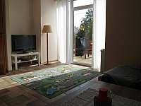 APARTMENT 1. - LIVING ROOM - ubytování Borová