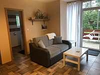 APARTMENT 2. - LIVING ROOM - k pronajmutí Borová