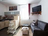 apartmán č. 1 kuchyň - pronájem chalupy Čenkovice