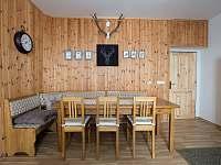 apartmán č. 1 kuchyň - Čenkovice
