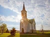 Kaple sv. Anny - Zdobnice - Kunčina Ves