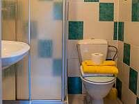 Přední apartmán vlastní koupelna se sprchou a toaletou - Zdobnice - Kunčina Ves