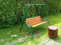 Houpací lavička