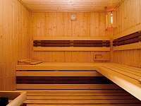 sauna - Bartošovice v Orlických Horách - Nová Ves