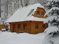 Chalupa k pronajmutí - zimní dovolená Bystřec
