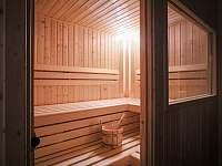 Sauna - Zdobnice - Kunčina Ves