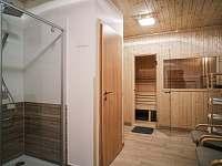 Sauna s odpočívárnou - Zdobnice - Kunčina Ves