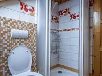 apartmán č.1 koupelna - Šanov