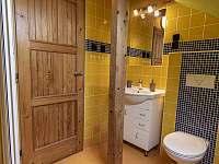 apartmán č.2 koupelna - Šanov
