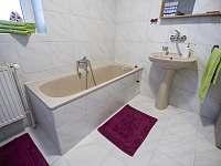 Apartmán č.3 koupelna - Šanov