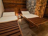 sauna - ubytování Šanov