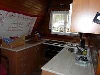 Kuchyňka - Čenkovice