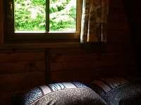 Ložnice malá - chata k pronájmu Čenkovice