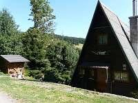 Chata k pronajmutí - dovolená Orlické hory rekreace Čenkovice