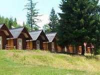 Chatky na horách - dovolená Bazén Mezilesí rekreace Klášterec nad Orlicí
