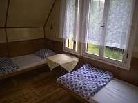Ruská chata-dvoulůžkový pokoj