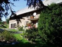 Ubytování Frikulín - apartmán ubytování Kunvald - 2