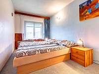 Dvoulůžkový pokoj - modrý - Kunvald
