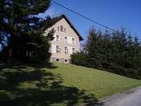 ubytování Pěčín v apartmánu na horách