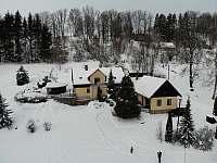 Levné ubytování Koupaliště Rokytnice v Orlických horách Chalupa k pronájmu - Pěčín