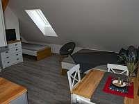Apartmán I - chalupa ubytování Orlické Záhoří