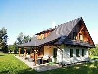 Chalupa pod Suchým vrchem Dolní Boříkovice - Terasa - k pronajmutí Králíky - Dolní Boříkovice