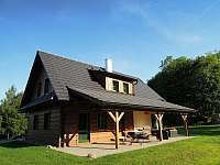 Chalupa pod Suchým vrchem Dolní Boříkovice - Terasa - ubytování Králíky - Dolní Boříkovice