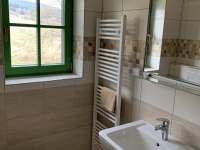 Koupelna k větší ložnici - Králíky - Dolní Boříkovice
