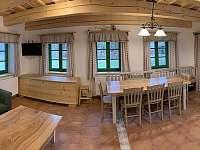 Pano 360 Světnice s kuchyní - Králíky - Dolní Boříkovice